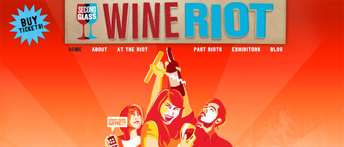 The Wine Riot